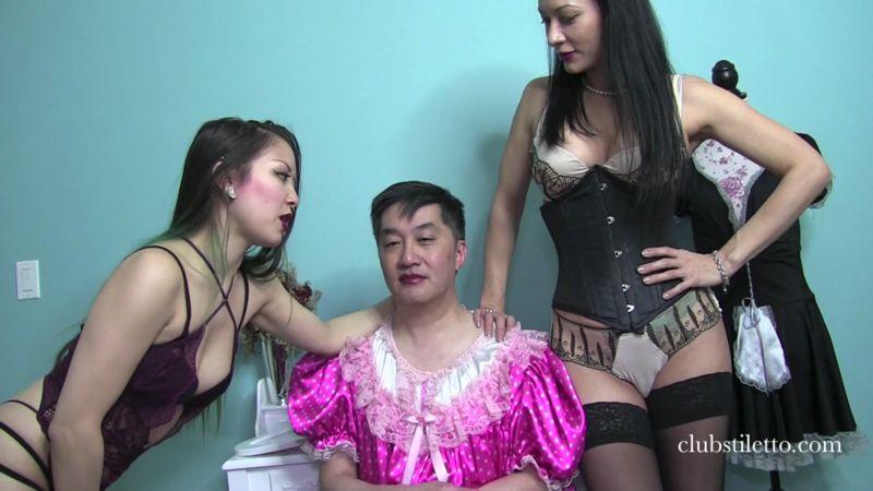 Pornstar strip club