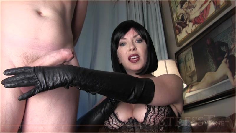 Latex Mistress Bondage Slave
