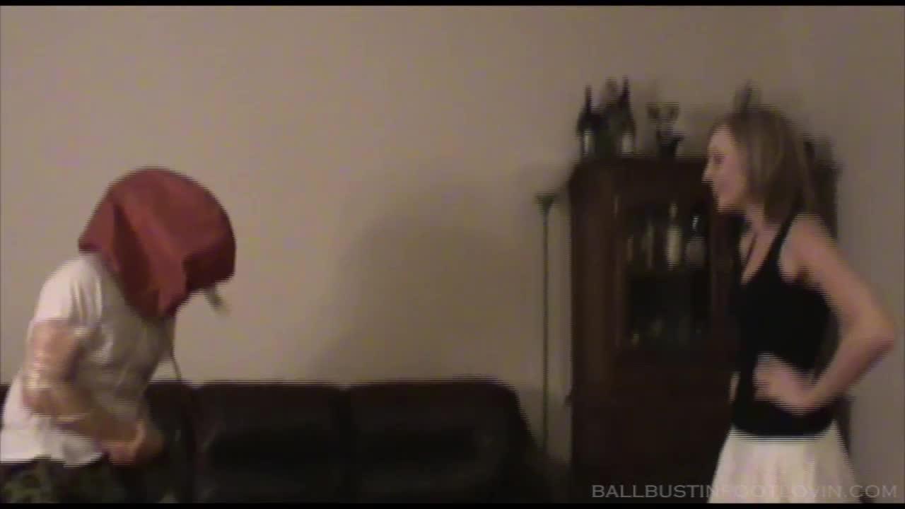 Ballbustin Brutal Ballbusting